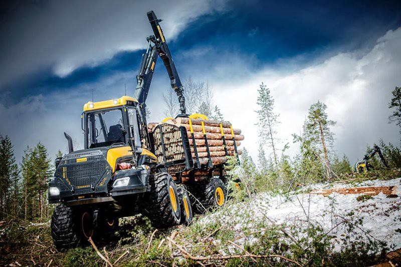 На тотемской земле будет воссоздан леспромхоз 3